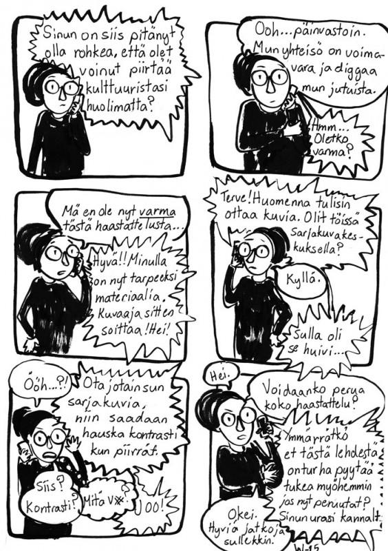 sarjakuvakirjamessuillenet